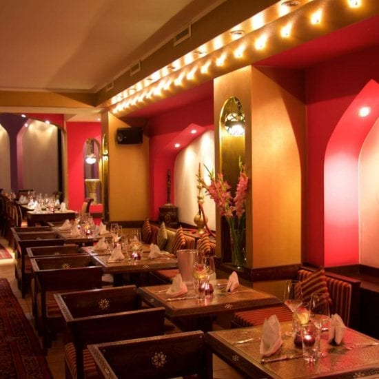 Al Salam Orient Lounge & Esskultur