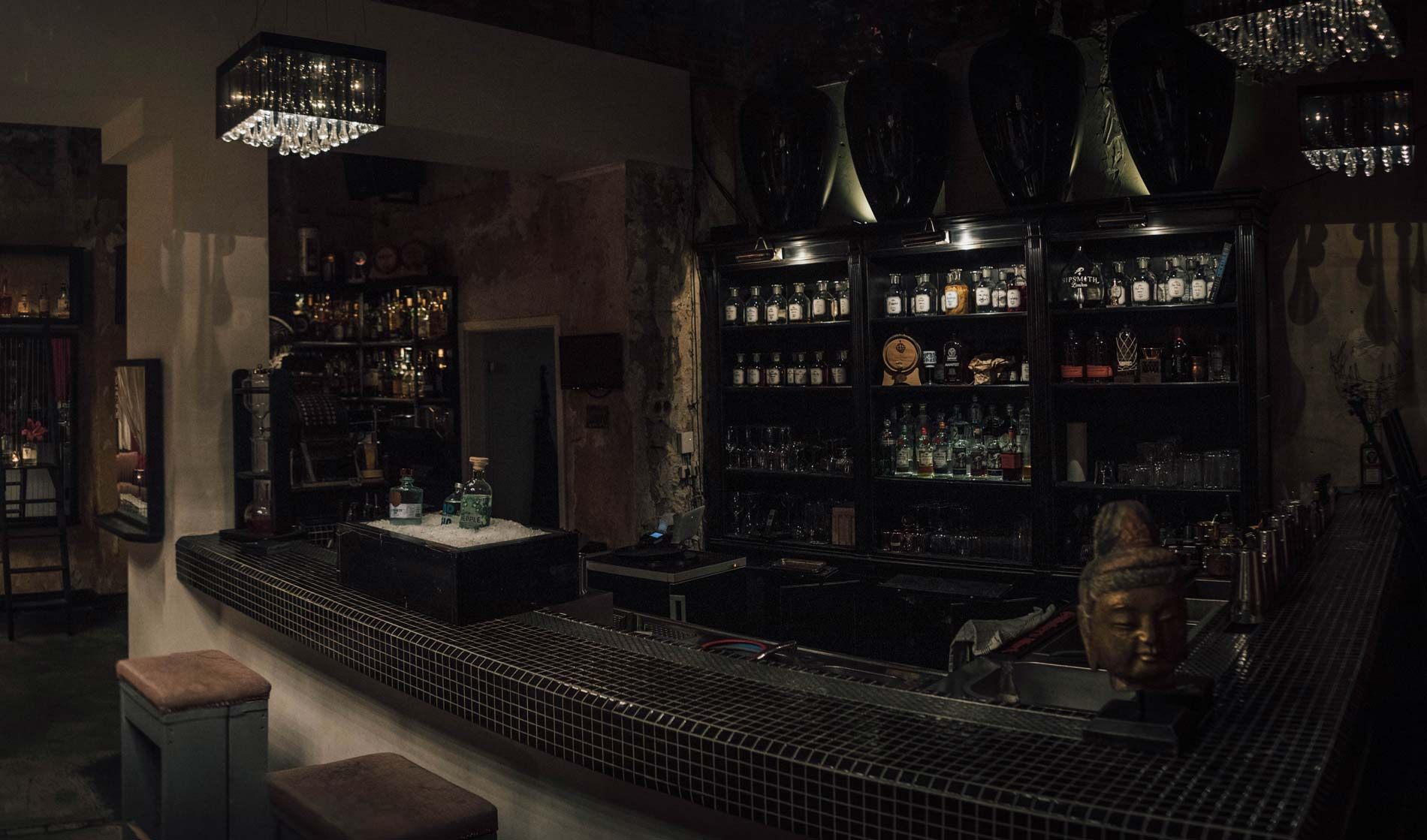 FCUK Essen | Mixology Bar Guide | Credit Julius Gnoth