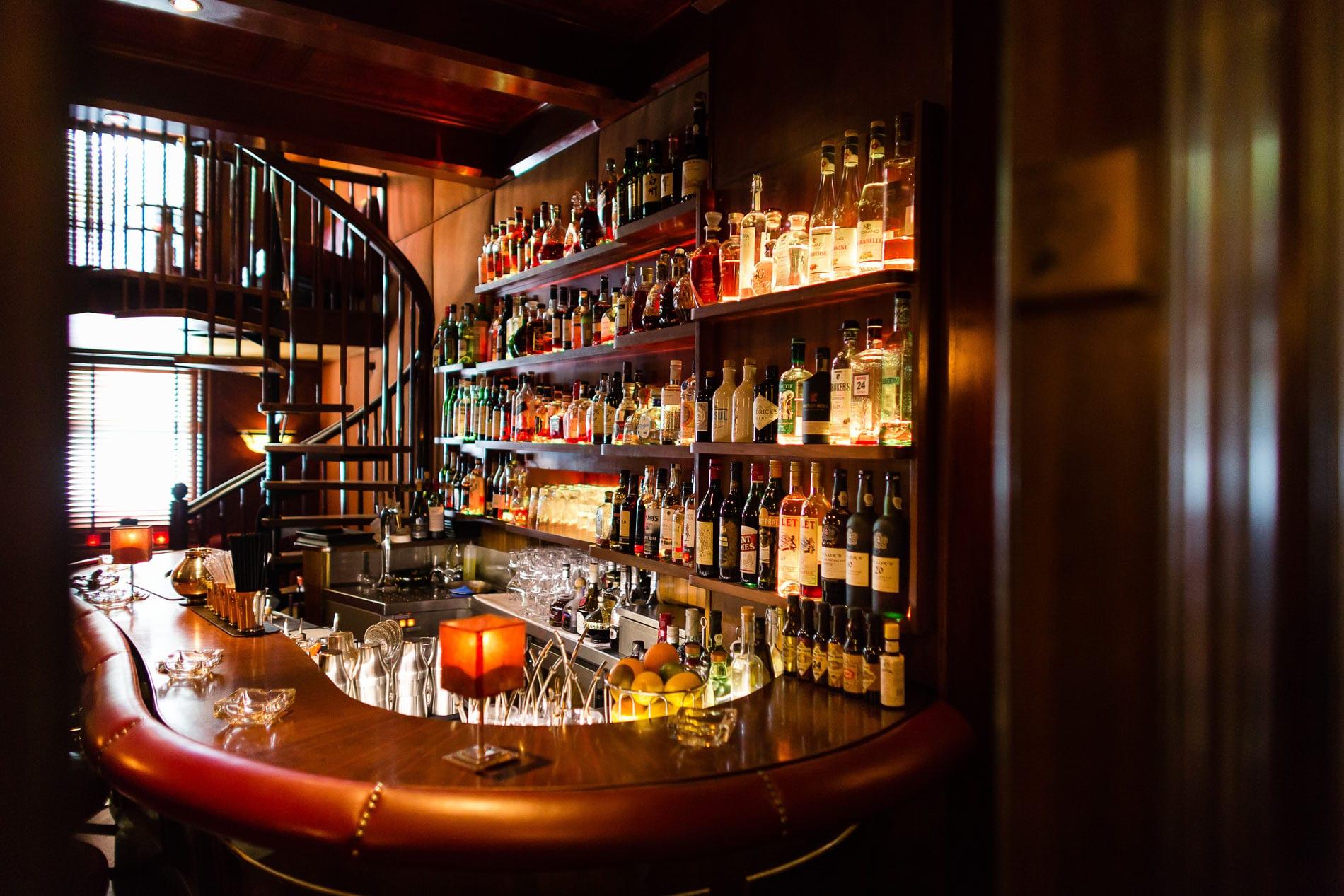 Vier Jahreszeiten Bar Fairmont Hotel Hamburg | Mixology Barguide