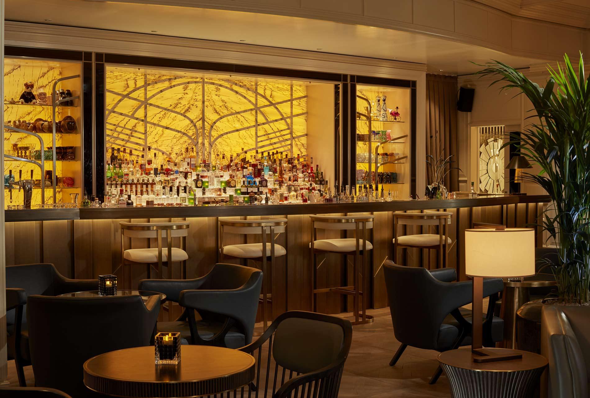 Hacienda Curtain Club | The Ritz Carlton Berlin