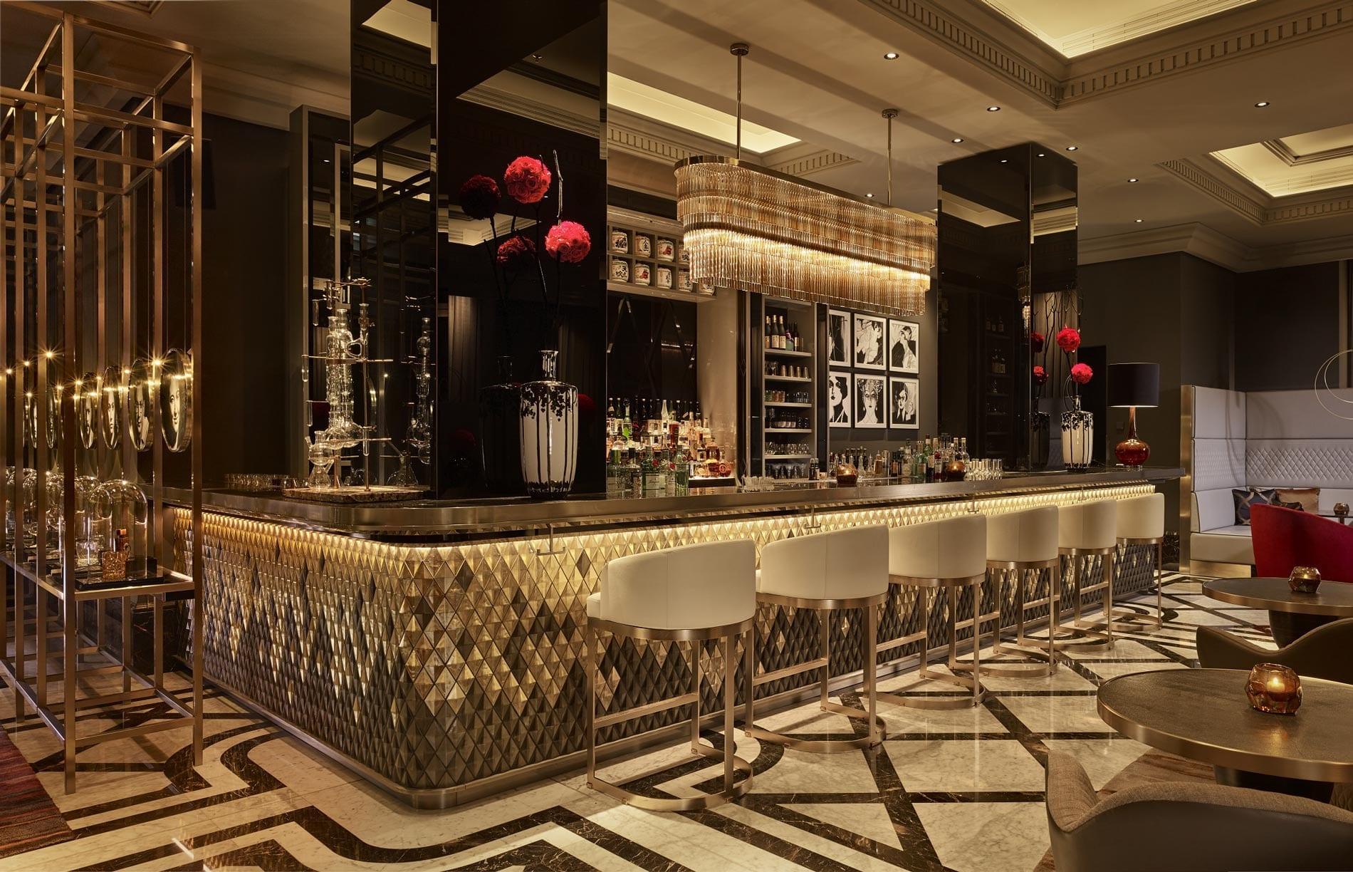 The Ritz Carlton Fragrances Bar