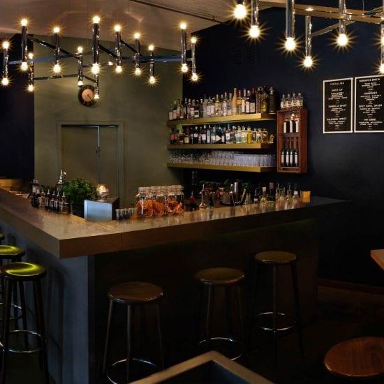 Golden Glimmer Bar