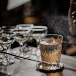 Klassische Bar