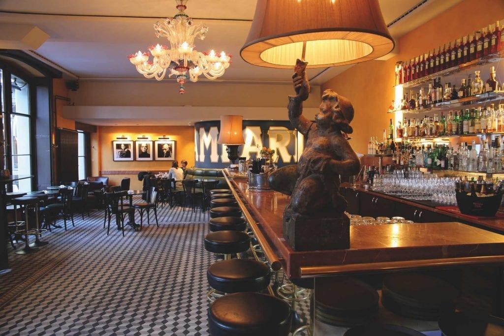 Campari Bar Basel | Mixology Bar Guide