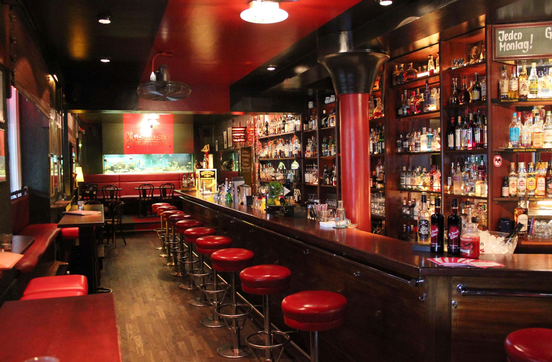Christiansens Hamburg | Mixology Bar Guide