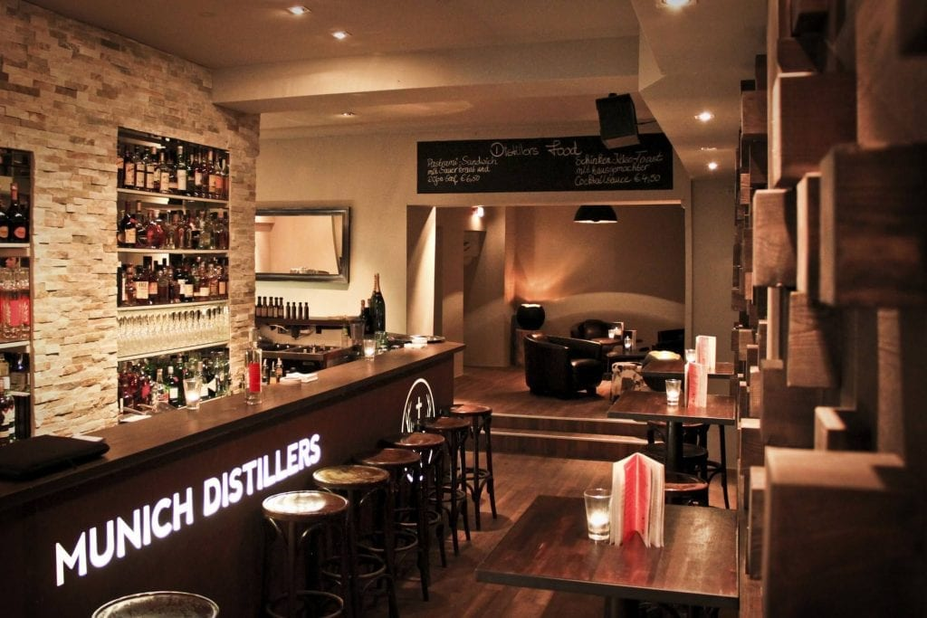 Distillers Bar München | Mixology Bar Guide