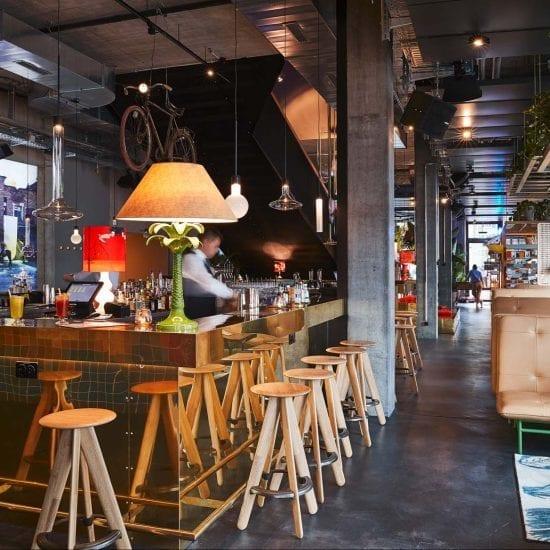 Cinchona Bar