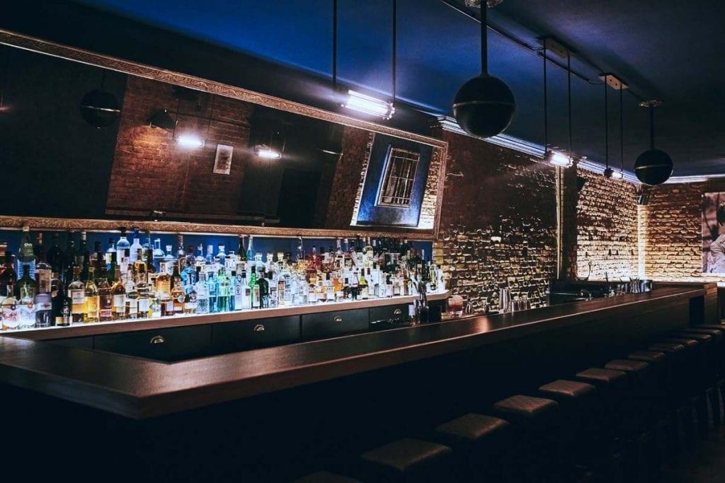 Goldfisch Bar | Mixology Bar Guide