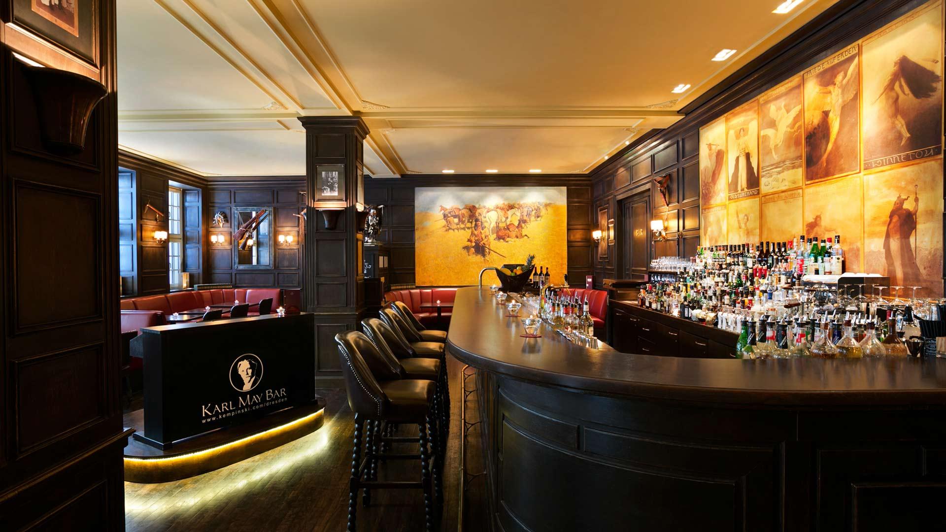 Karl May Bar Dresden | Mixology Bar Guide