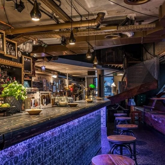 King Schulz Bar