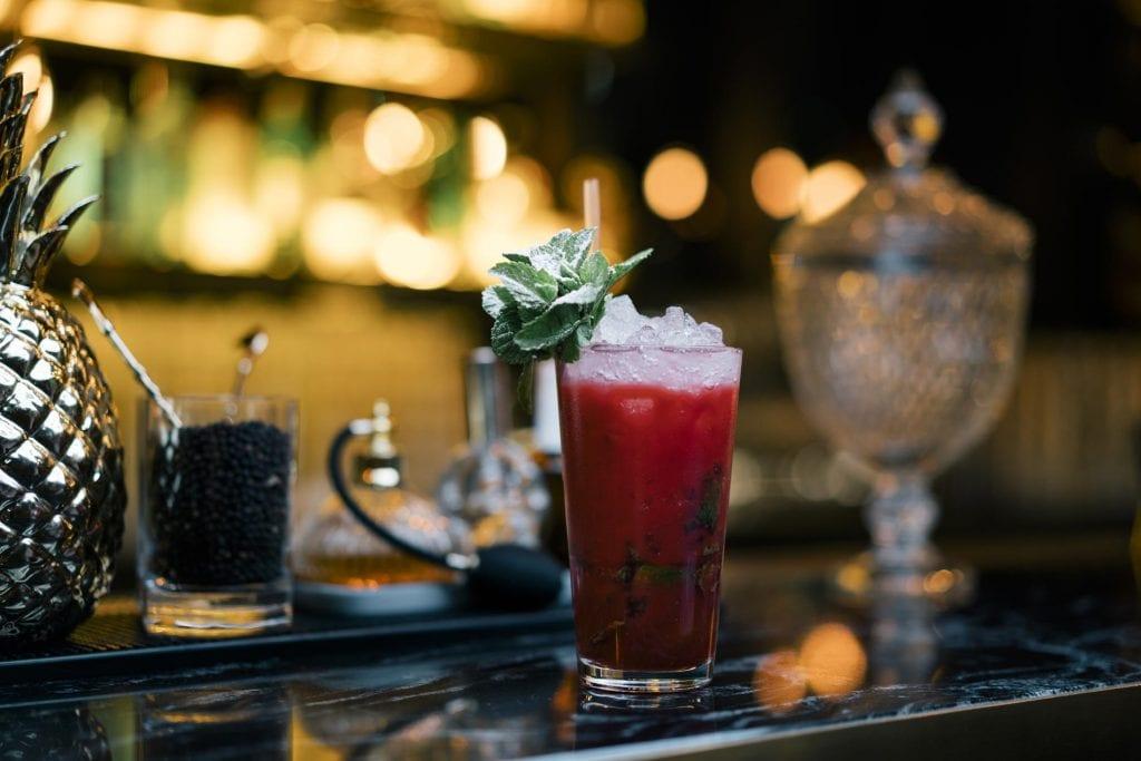 Amo Bar im Hotel Amano Berlin | Mixology Barguide