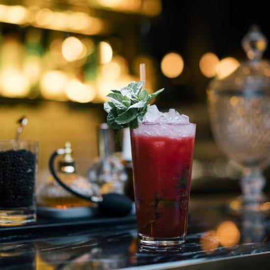 Amo Bar im Amano Hotel