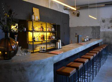 Lamm Bar in Belrin.
