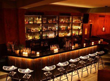 Rorschach Bar in Leipzig: Cocktail-Avantgarde bei Gemütlichkeit