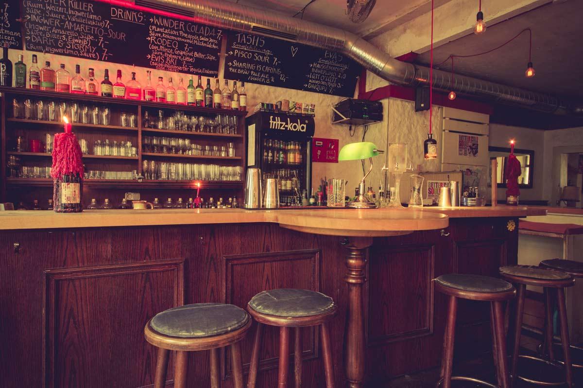 Bars in Bamberg : Freiraum.