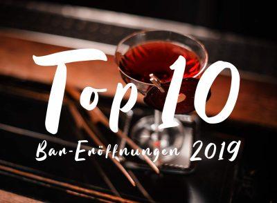 Top 10 Bars 2019   Mixology Magazin für Barkultur