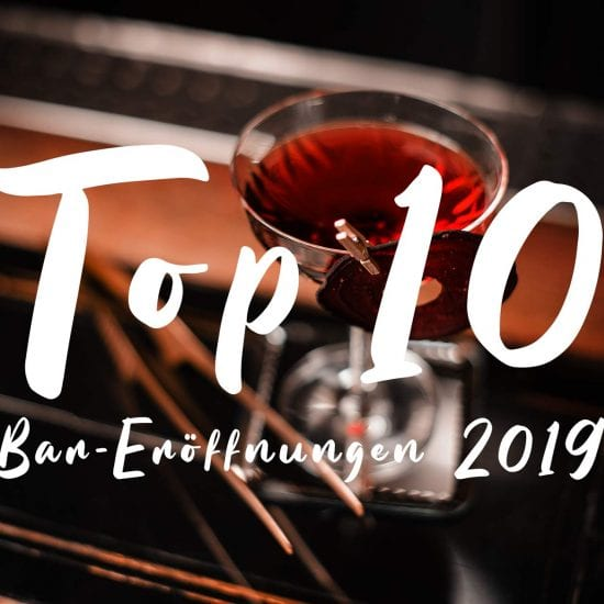 Top 10 Bars 2019 | Mixology Magazin für Barkultur